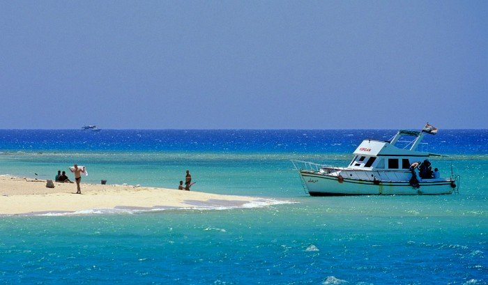 Red Sea Snorkeling Trip From Taba