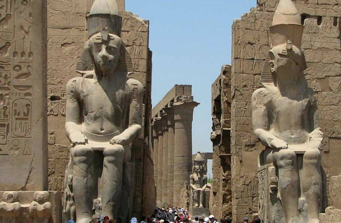 Book Safaga to Luxor Tour Itinerary