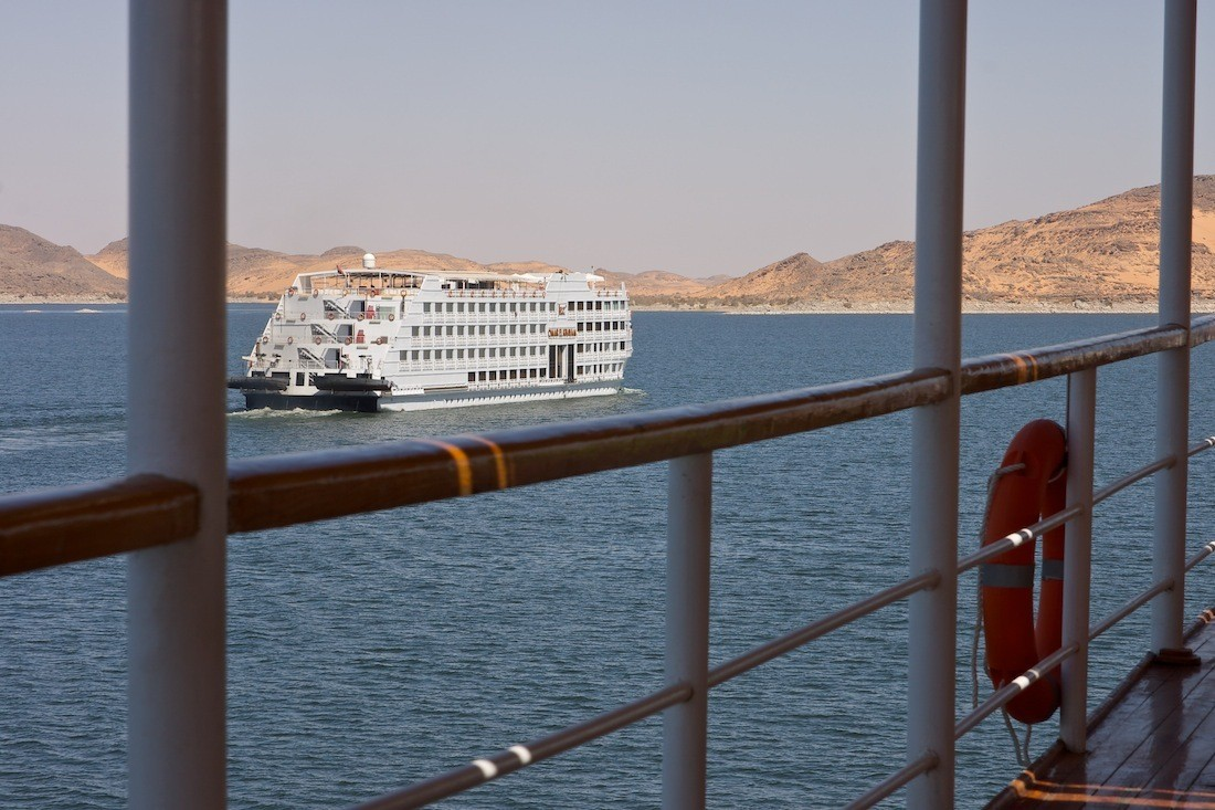 Sonesta Moon Goddess Nile Cruise | 4 Day Nile Cruise Luxor to Aswan