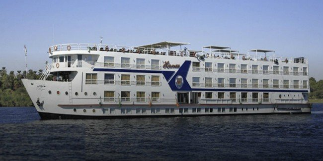 Book 4 Days Movenpick Ms Hamees Xmas Nile Cruise 2021