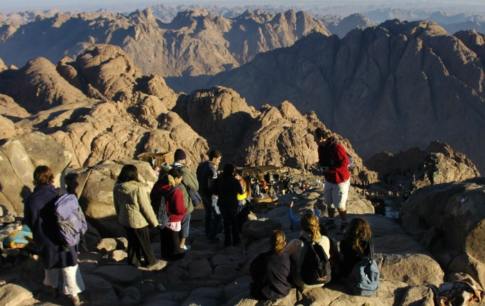 Cairo to Mount Sinai Tours