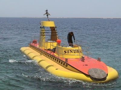 Hurghada Submarine Excursion From Safaga Port