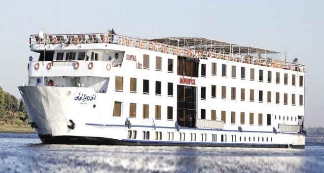 4 Day Movenpick Royal Lily New Year Nile Cruise