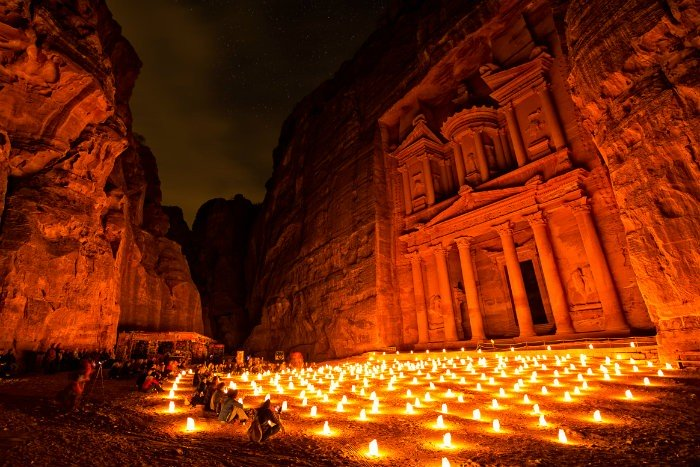 Book Sharm El Sheikh to Petra Tour