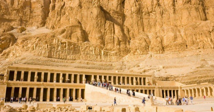 Safaga Disabled Friendly Tour to Luxor Wheelchair Trip From Safaga Port