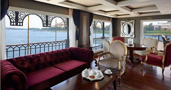 Book SS Misr Nile Steamer Cruise - 10 Days Itinerary
