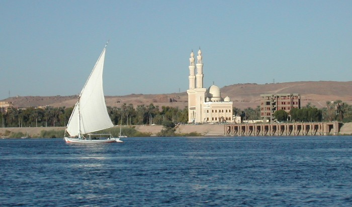 Book 8 Day Ms Amarco I Nile Cruise Cairo Luxor Aswan 2021