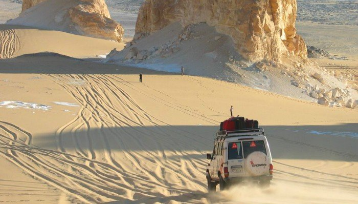 5 Days Sahara Desert Safari Trip