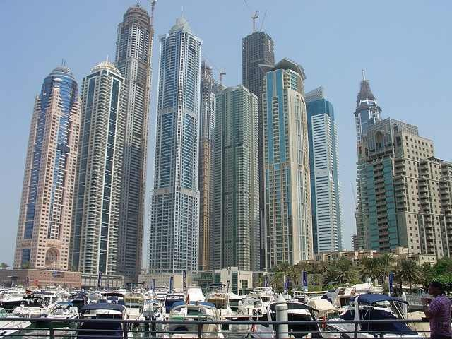 Book Dubai City Tour From Port Rashid Itinerary