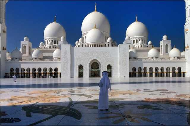 Abu Dhabi Tours From Port Rashid