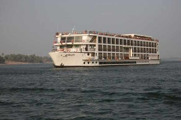 4 Days Sonesta St. George Easter Nile Cruise Package
