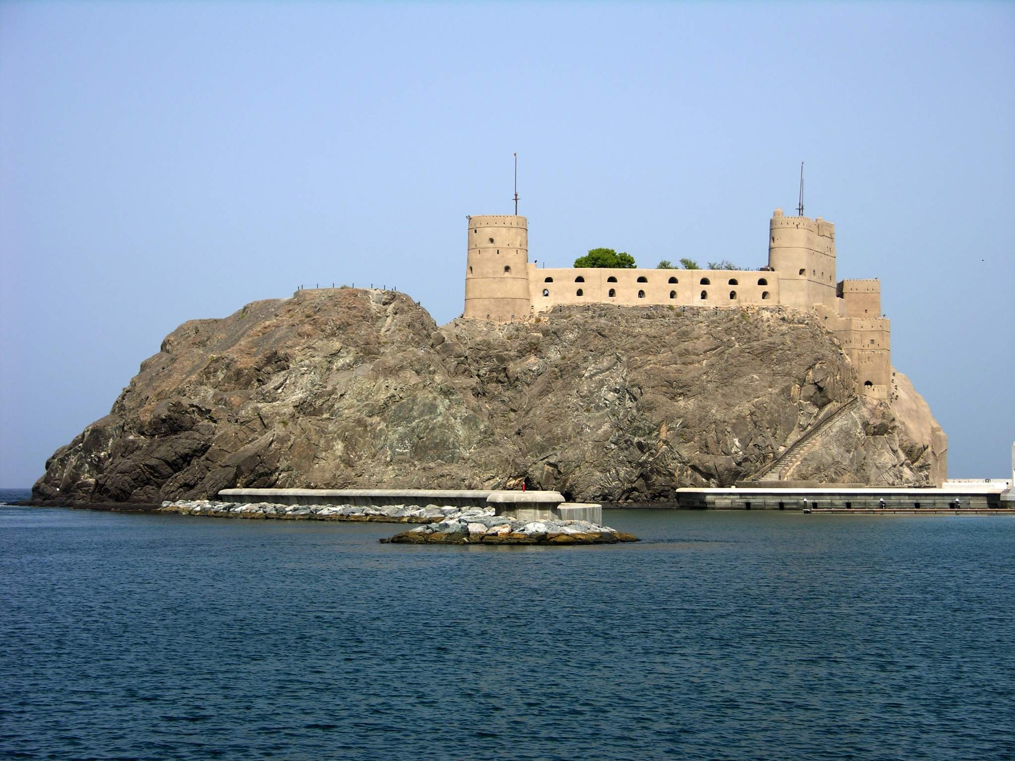 Muscat to Nakhal Tour | Trip to Nakhal From Muscat Port