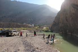 Wadi Arbaeen Tour From Muscat