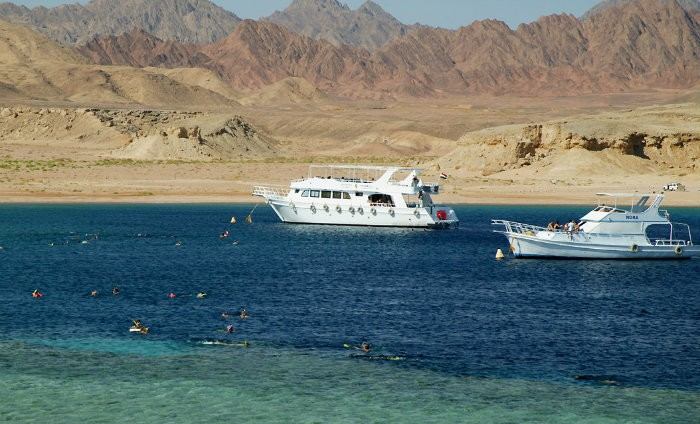 Trip to Giftun Island From Hurghada