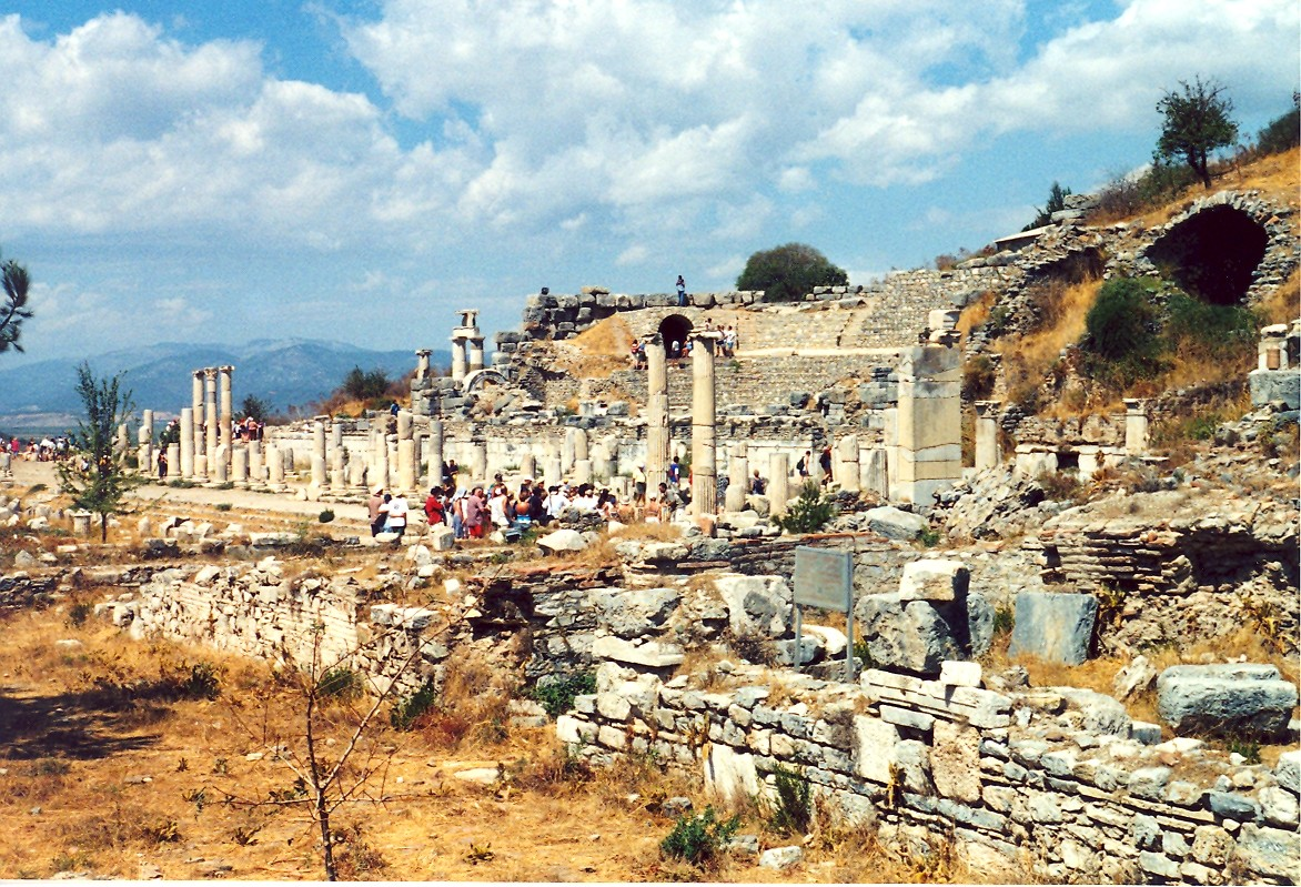 Biblical Ephesus Trip From Izmir Port