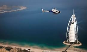 Book Helicopter Ride in Dubai Itinerary