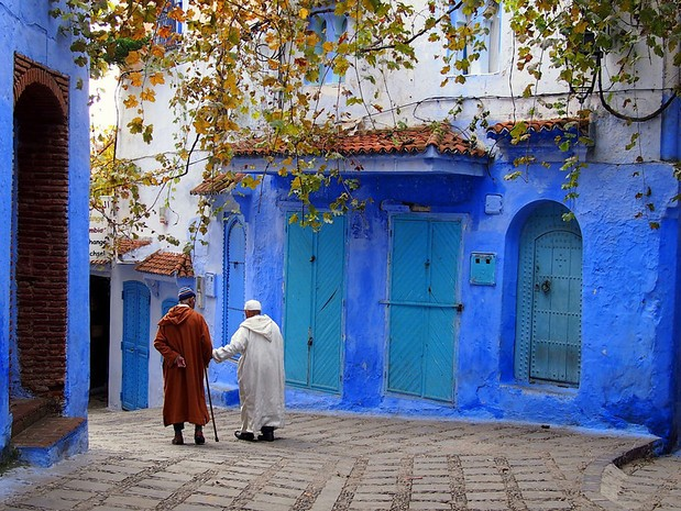 Book Tetouan & Chefchaouen Tour From Tangier