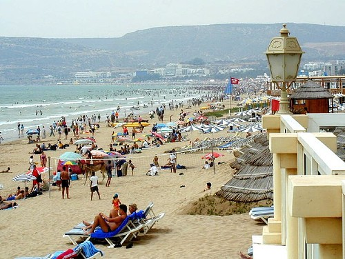 Agadir City Tour From Agadir Port