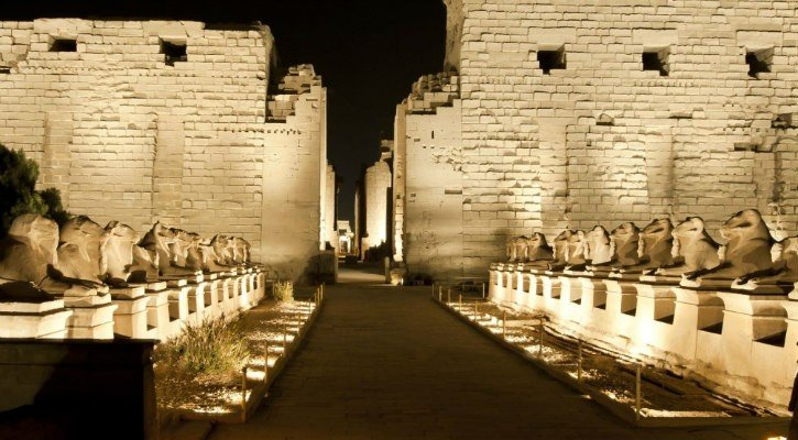 Karnak Sound and Light Show