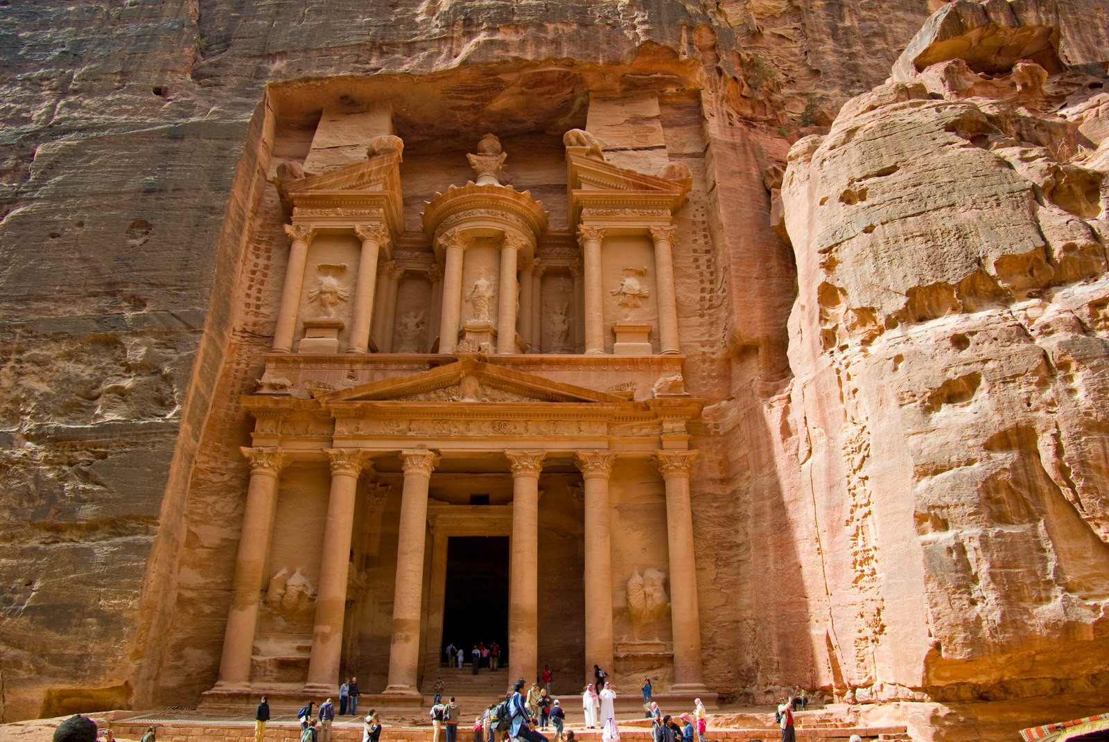 Amman to Petra Day Trip