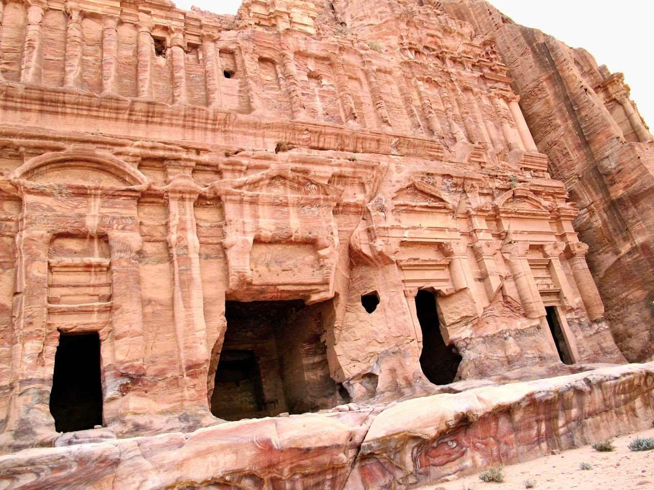 Wadi Rum and Petra Tour From Amman