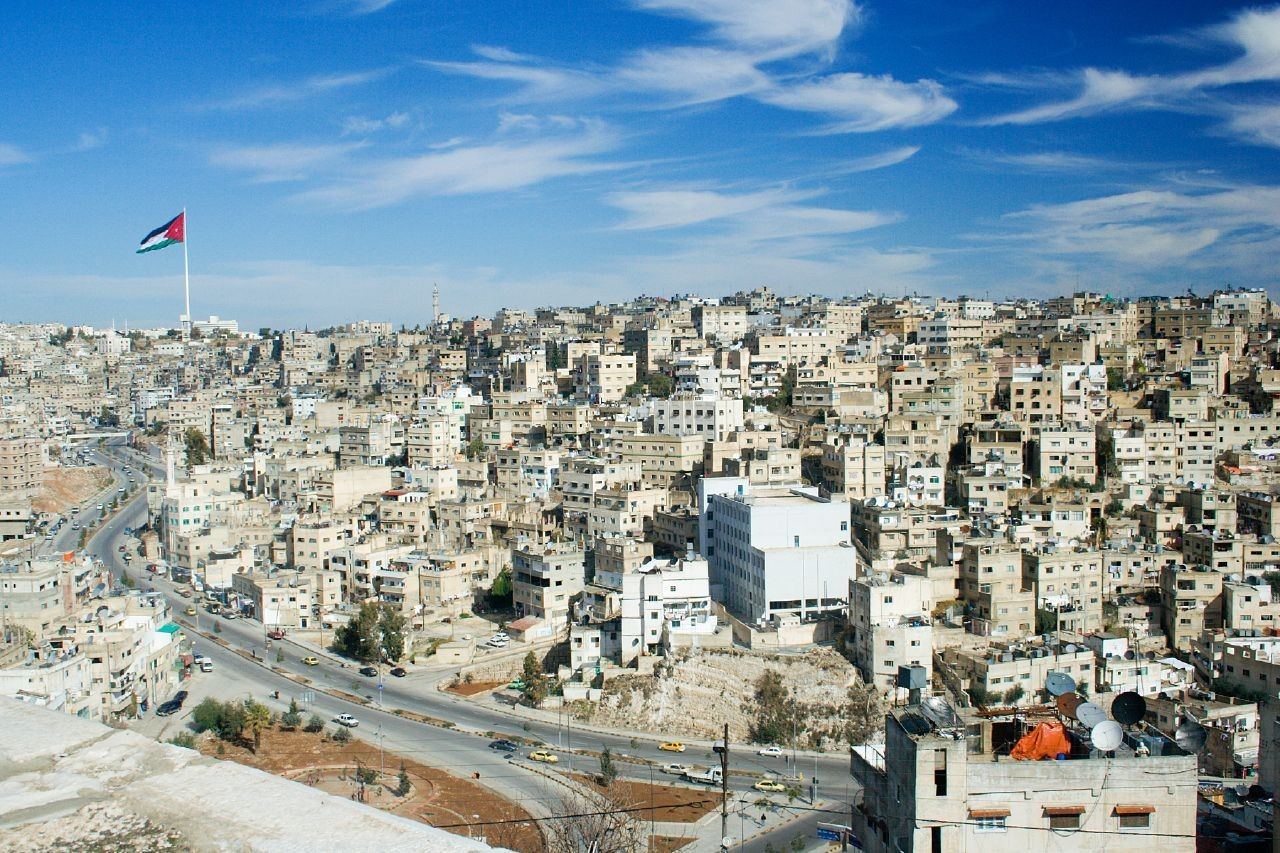 Book Amman City Tour Itinerary