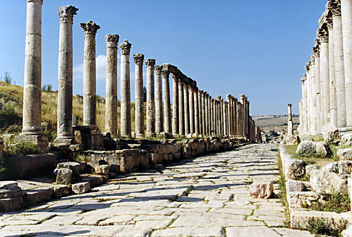 Jerash Tour From Amman