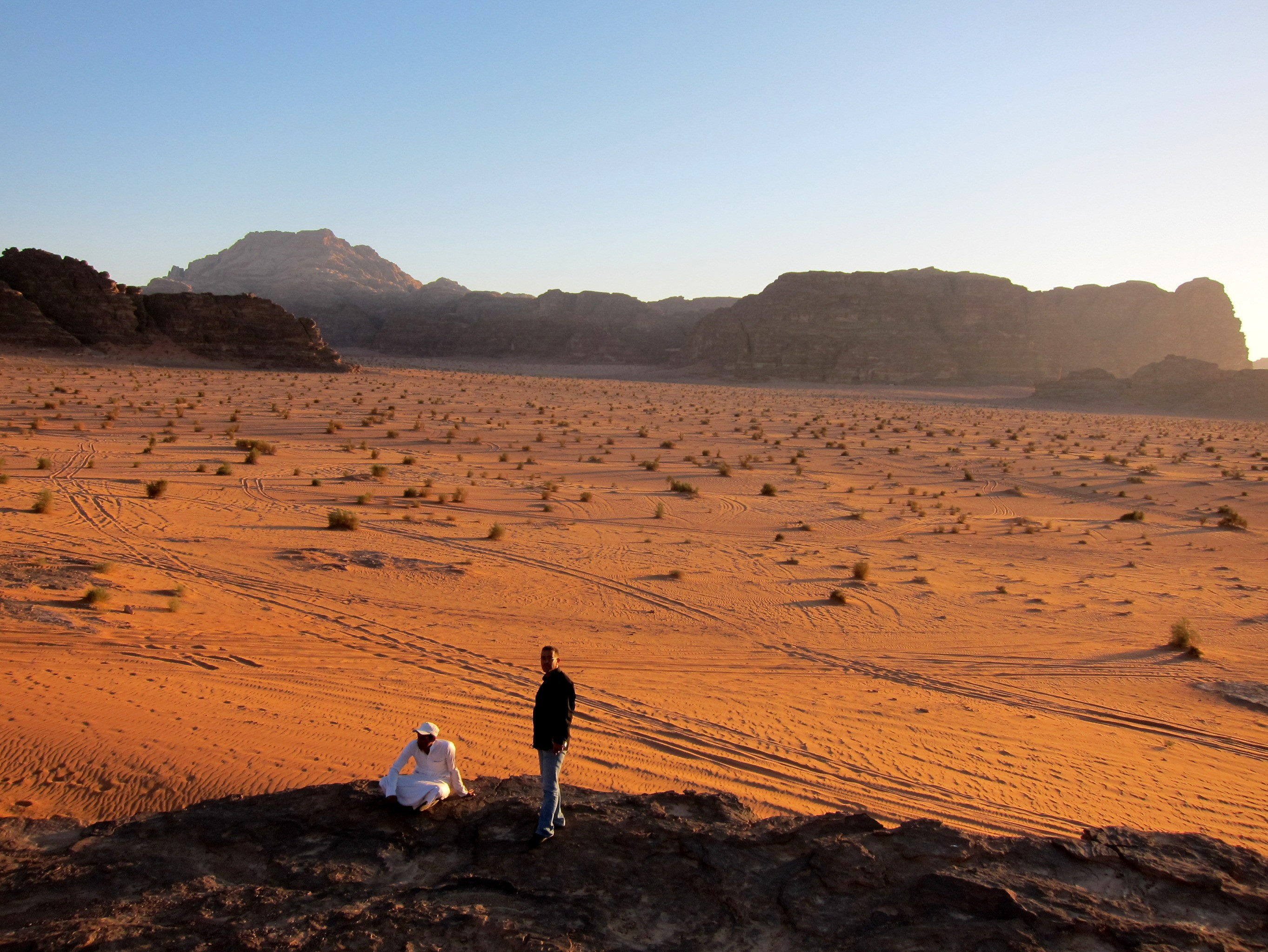Wadi Rum Trip From Aqaba Hotels