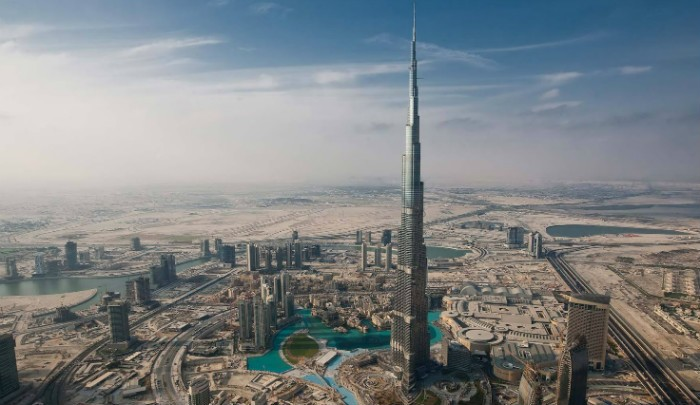 Dubai City Tour With Burj Khalifa