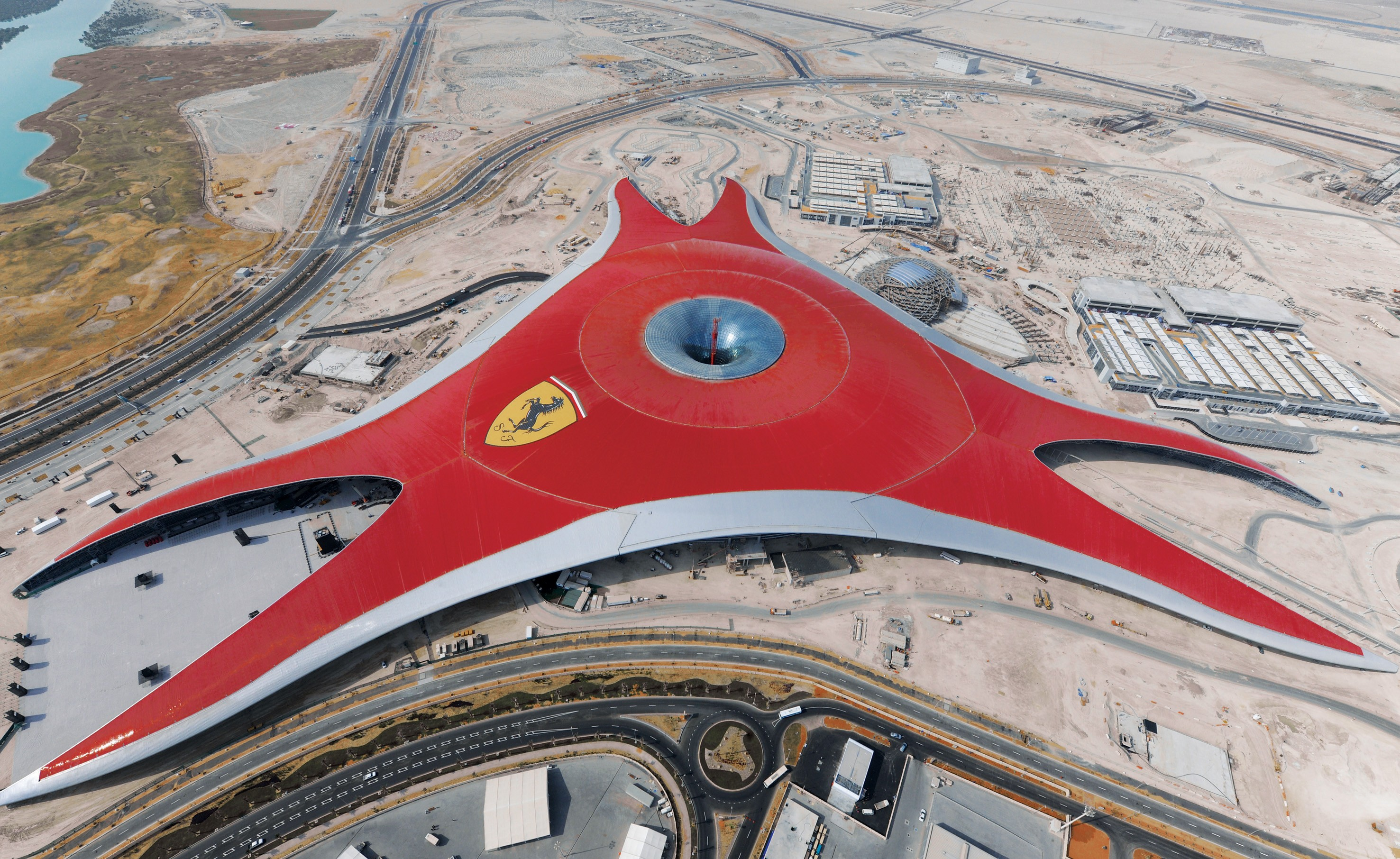 Book Abu Dhabi City Tour With Ferrari World Itinerary