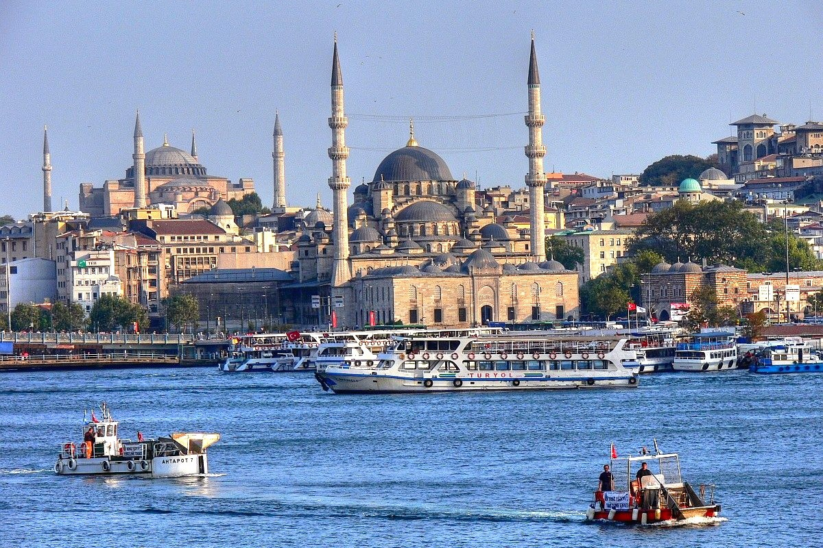 Istanbul City Tour | Istanbul Day Trip | City Tour in Istanbul