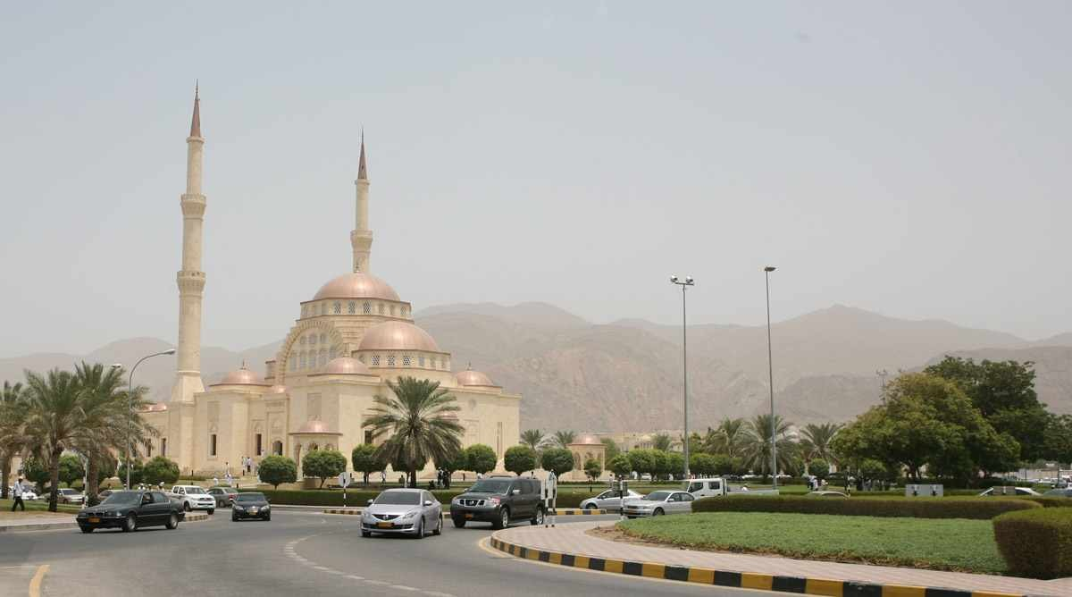 Muscat City Tour From Muscat Hotel