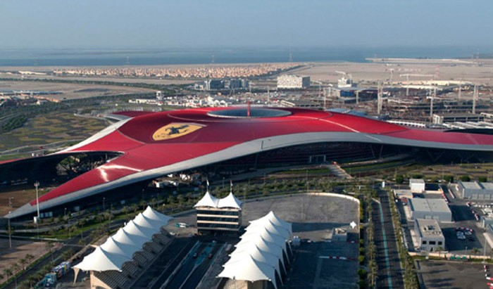 Book Dubai Excursion Ferrari World & Yas Island Water Park Itinerary