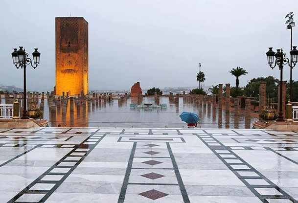 Casablanca to Rabat Tour