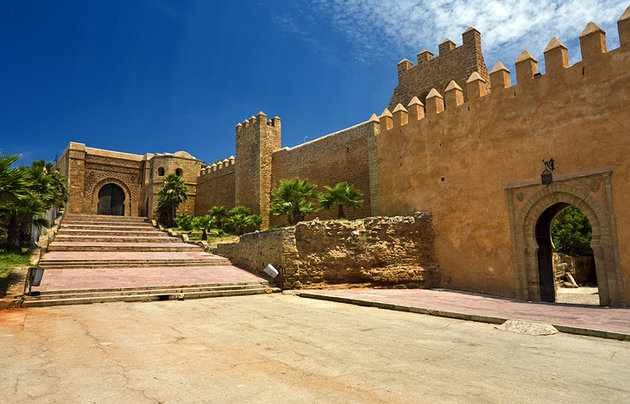 Book Fez to Rabat Tour Itinerary