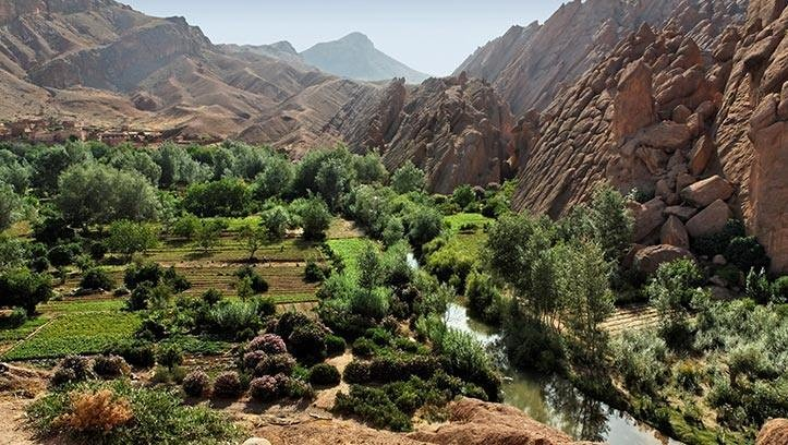 Asni Ouirgane Valley Trip From Marrakech