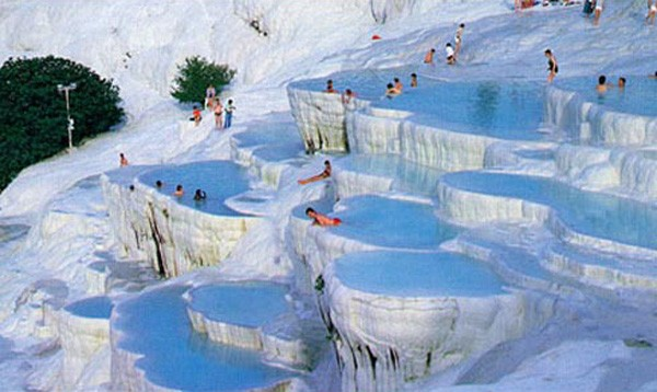 Book Pamukkale Tour From Istanbul Itinerary