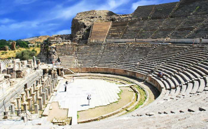 Book Ephesus Tour From Istanbul Itinerary