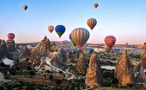 Book Cappadocia Hot Air Balloon 2021