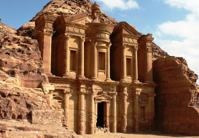 Petra Tour From Amman Airport