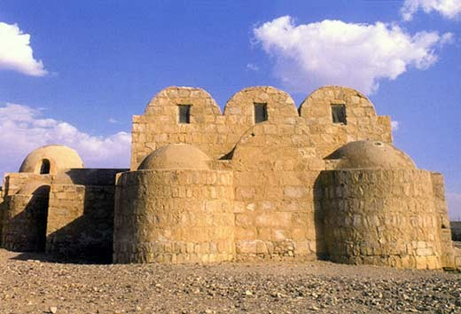 Book Umayyad Castles Trip From Amman Itinerary