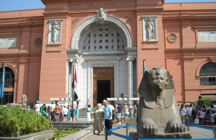 Trip to Egyptian Museum, Saladdin Citadel & Old Cairo