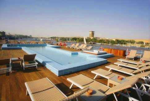 4 Day Movenpick Royal Lily Aswan to Luxor Cruise
