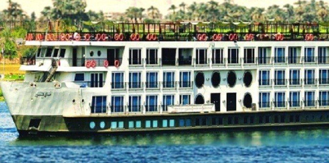 Book Ms Mayfair Nile Cruise - 4 Days Itinerary