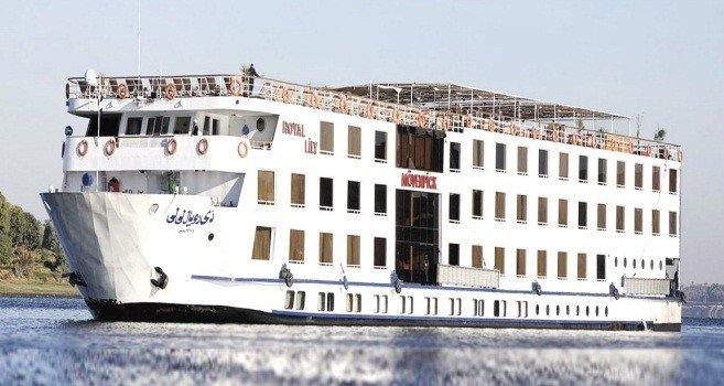 5 Day Nile Cruise | Movenpick Royal Lily | Nile Cruise Luxor Aswan