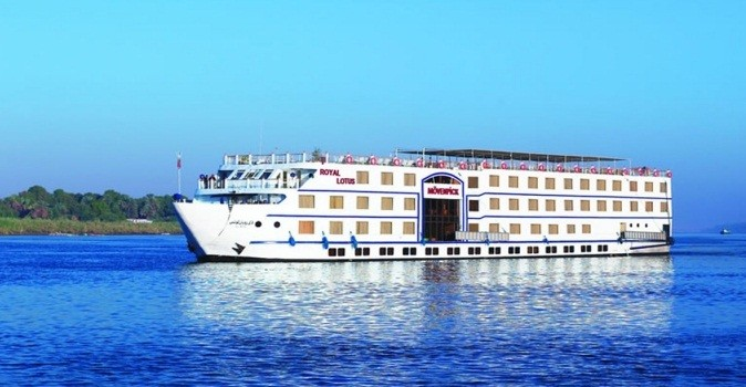 Movenpick Royal Lotus Nile Cruise - 5 Days