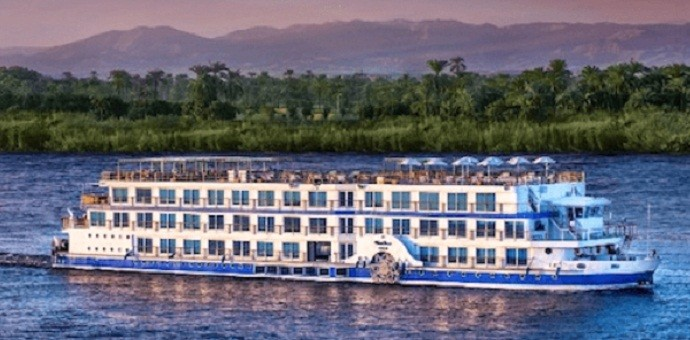 Book 5 Days Oberoi Philae Nile Cruise From Aswan