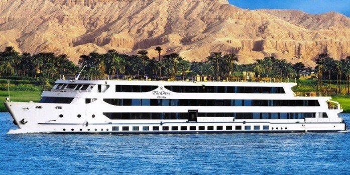 Book The Oberoi Zahra Cruise - 8 Days From Aswan Itinerary