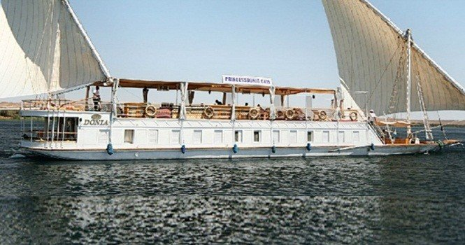 Book Ms Donia Dahabiya Nile Cruise Esna to Aswan 2021