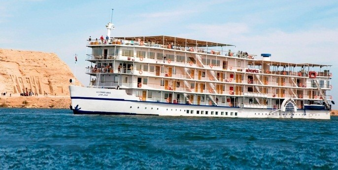 5 Day Movenpick Prince Abbas Aswan to Abu Simbel Cruise